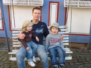 Matthias, Jacob und Antonia